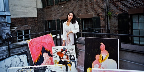 """Opening Reception: """"I Loved You on Every Rooftop"""" by artist, Meiying Thai tickets"""