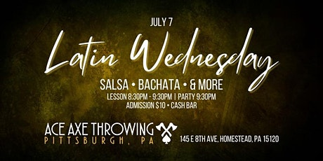 Social Dancing with a Free Salsa Dance Lesson tickets