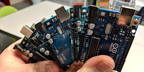 Advanced Arduino (via Zoom) tickets