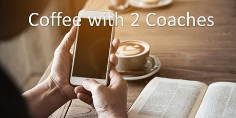 Coffee with 2 Coaches tickets
