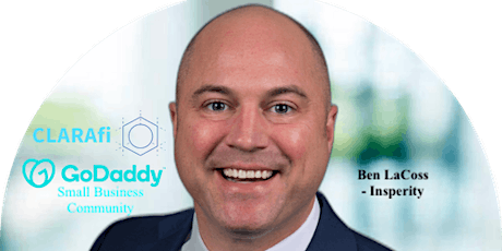 NewNormal? Small Business Adapts with Ben LaCoss, Insperity tickets