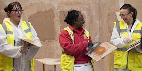 Women in Construction Taster Day tickets