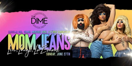 Mom Jeans: Live, Laugh, Lox Brunch at The Dime tickets