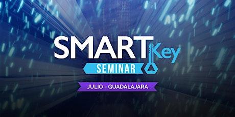 Seminario Smart Key - Guadalajara boletos