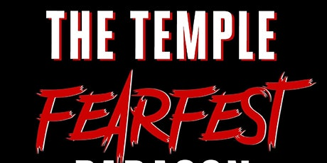 Temple FearFest Paracon tickets