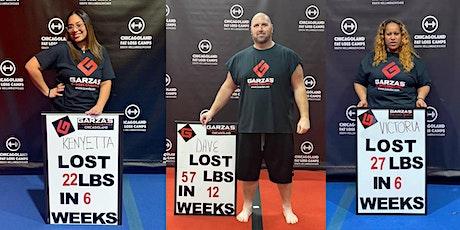 July Fat Loss Challenge  Virtual Orientation ATL Fat Loss Camp tickets