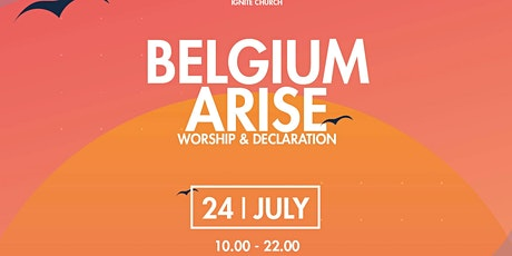 Belgium Arise tickets