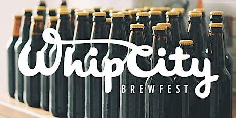 Whip City BrewFest tickets