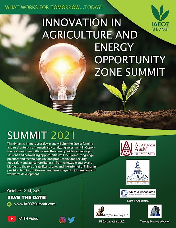 IAEOZ Summit 2021 image