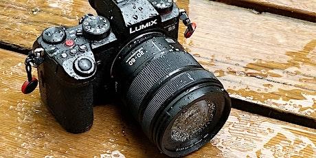 Glazer's Live: Video for Still Photographers with Panasonic Lumix tickets
