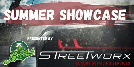 Streetworx Detailing + Bellefonte Brewing Company tickets