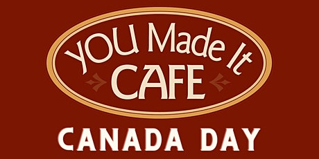 Canada Day with YOU tickets