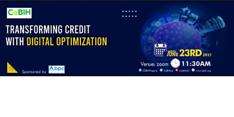 Transforming Credit with Digital Optimization tickets