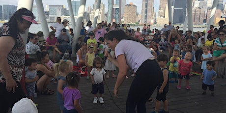 Teaching Artist Collective: Tots Sing and Play tickets