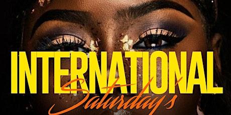 International Saturday's at Oak Craft Bar tickets