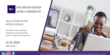 2021 Sister Sister Africa Forum tickets