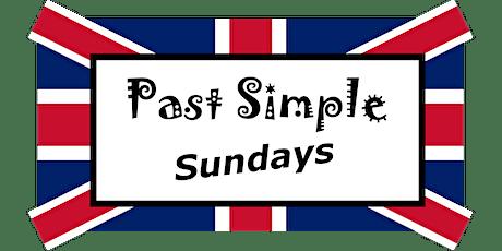 Past Simple Sundays  entradas