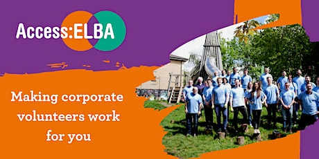 Access:ELBA - Making corporate volunteers work for you tickets
