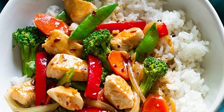 July 14th 10am-Kids in the Kitchen Series-Chicken and Vegetable Stir Fry tickets
