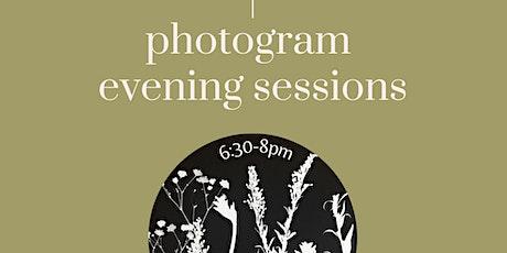 Photogram Evening  Workshop [September] tickets