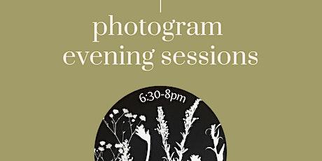 Photogram Evening  Workshop [July] tickets