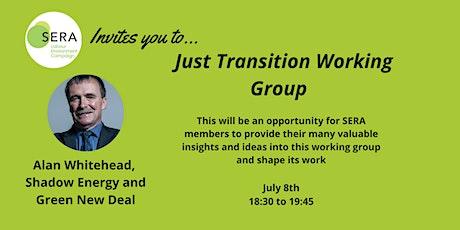 A Just Transition Taskforce tickets