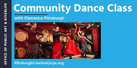 Community Dance Class with Flamenco Pittsburgh tickets
