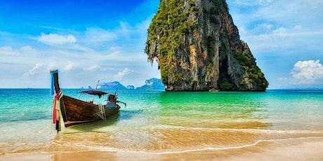 Thailand Travel tickets