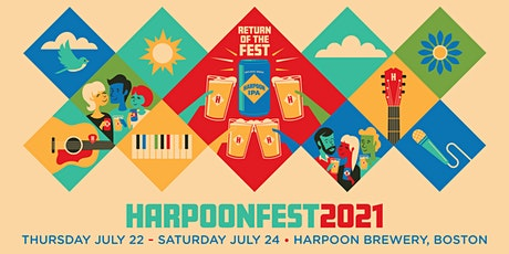 HarpoonFest 2021 tickets