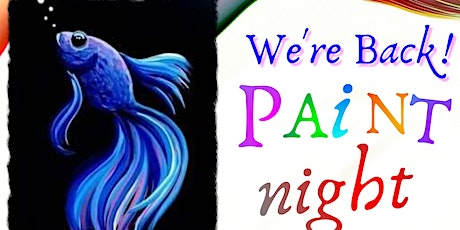 All Ages Paint night Zuly 28th tickets