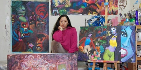Lady Pink  Artist Talk and Pink Party at West Chelsea Contemporary tickets