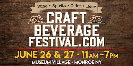 The Craft Beverage Festival @ Museum Village tickets
