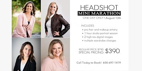 Headshot Mini Marathon tickets