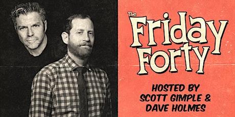 Friday Forty! (Livestream) Tickets