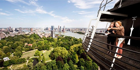 Euromast, the Heights of Rotterdam, the best views tickets