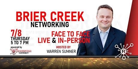 Free  Brier Creek Rockstar Connect Networking Event (July, NC) tickets
