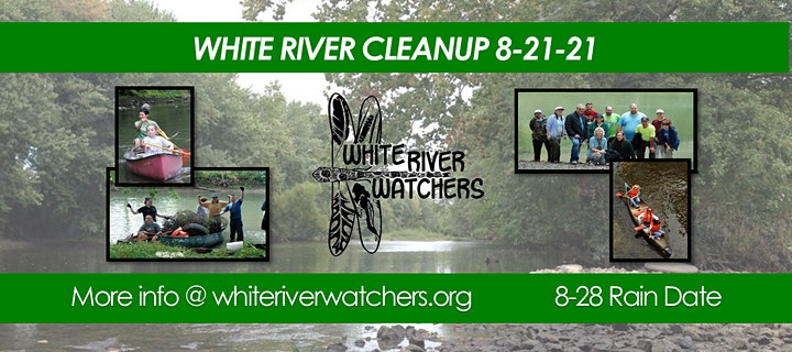 2021 Annual White River Watchers Clean Up image