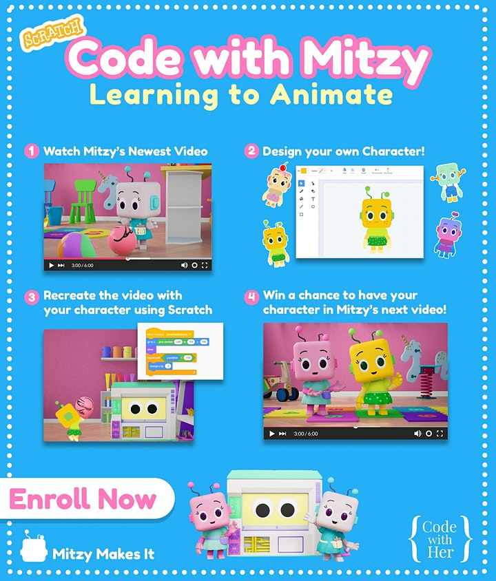 Code With Mitzy image