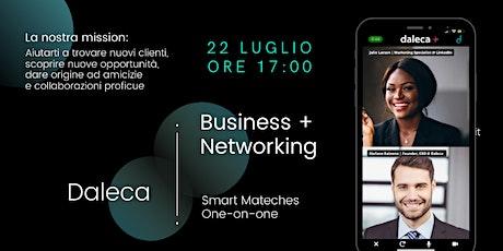 Smart Networking / only Investors biglietti