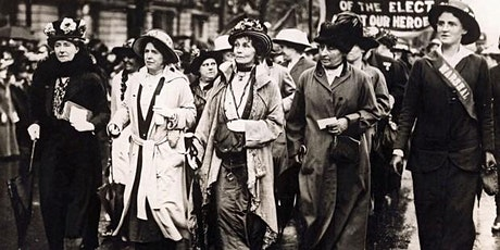 Suffragette City – The Pankhursts of Manchester (Guided Tour) tickets
