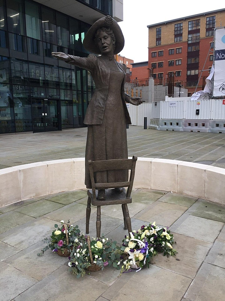 Suffragette City – The Pankhursts of Manchester (Guided Tour) image