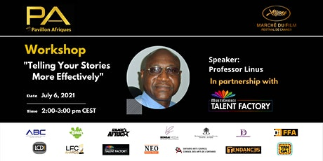 Workshop: Telling Your Stories More Effectively tickets