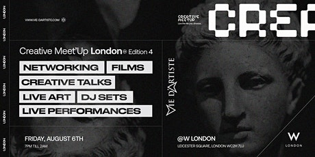 CREATIVE MEET UP  LONDON  004 tickets