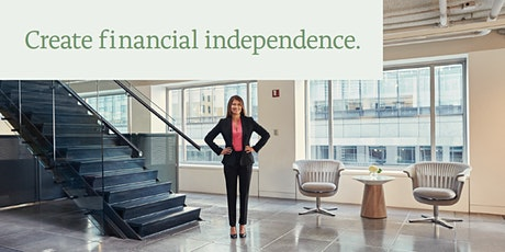 Women & Finance - Create Financial Independence [Virtual] tickets