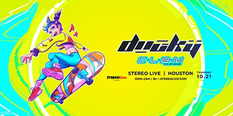 Ducky - Stereo Live Houston tickets