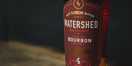 Watershed Bourbon Dinner at Watershed Kitchen & Bar tickets