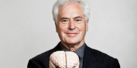 The science of confidence with Professor Ian Robertson tickets