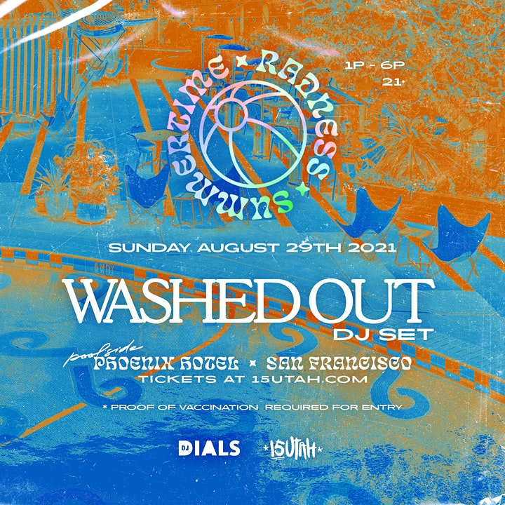 WASHED OUT - DJ Set - Poolside Party image