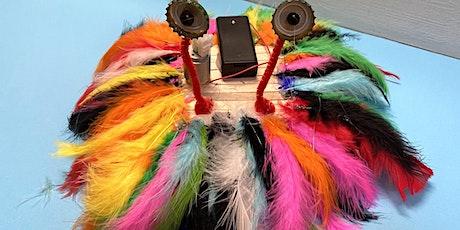 Ferienwoche: Wer, wie, was: Roboter erfinden, das macht Spaß! Tickets