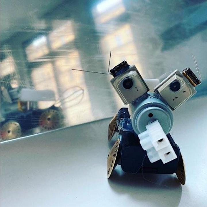 Ferienwoche: Wer, wie, was: Roboter erfinden, das macht Spaß!: Bild